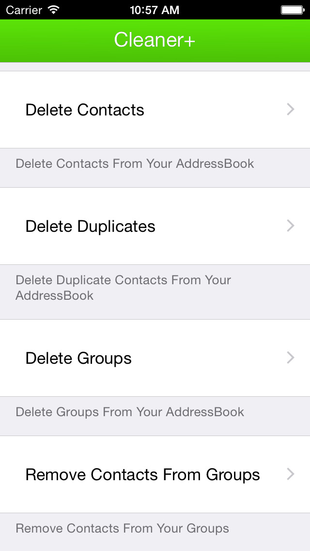 remove duplicate contacts iphone cleaner delete amp merge duplicate contacts iphone最新人気アプリ 15969