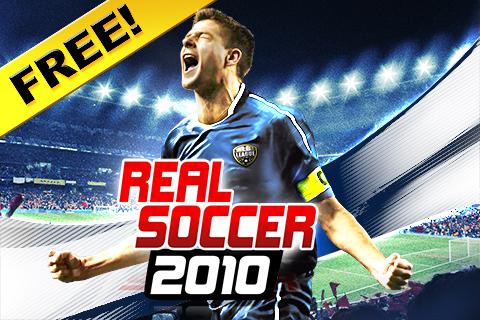 Real Soccer 2010 Free screenshot #3