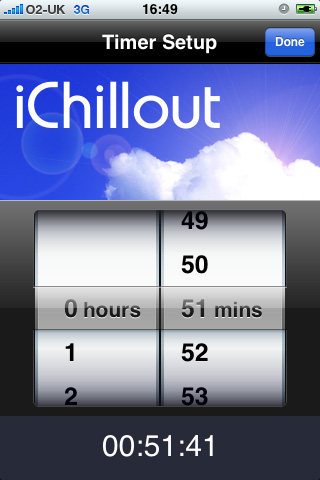 iChillout - Ambient Sounds screenshot #2