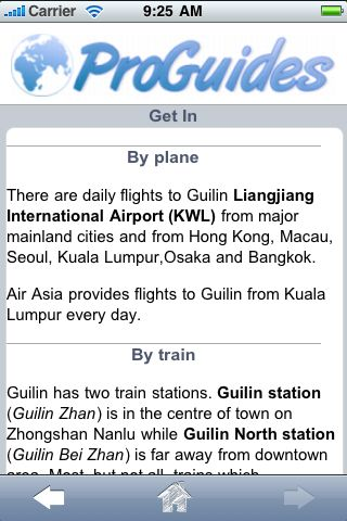 ProGuides - Guilin screenshot #3