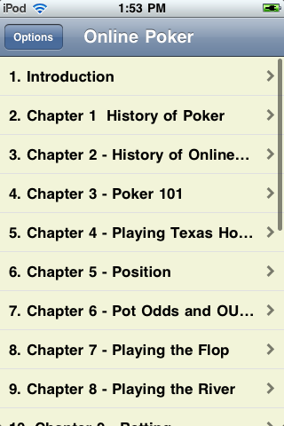Online Poker screenshot #1