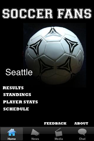 Soccer Fans - Seattle screenshot #1