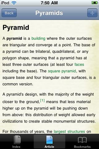 Pyramids Study Guide screenshot #1