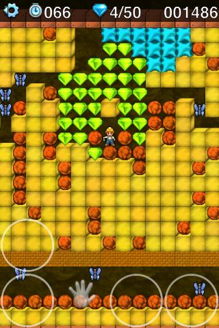Boulder Dash® Vol. 1 screenshot #4