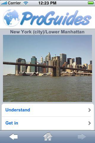 ProGuides - Manhattan screenshot #1