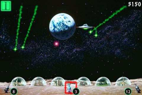 Missile Command Ultra screenshot #4