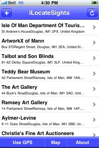Isle Of Man Sights screenshot #2