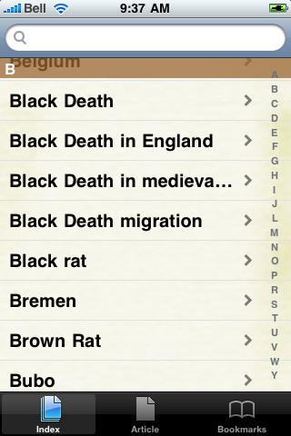 The Black Death Study Guide screenshot #3