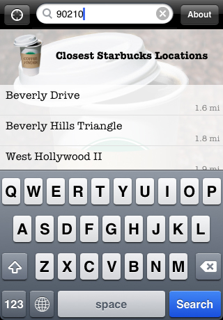 Coffee Finder screenshot 2