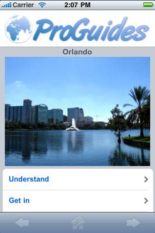 ProGuides - Orlando screenshot #1