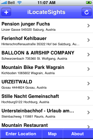 Salzburg, Austria Sights screenshot #2