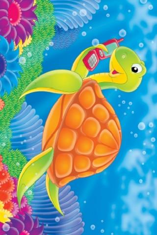 Sea Turtle Slide Puzzle screenshot #1