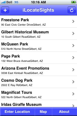 Gilbert, Arizona Sights screenshot #2