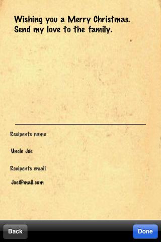 Postcard Creator screenshot #2