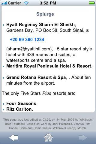 ProGuides - Sharm El Sheikh screenshot #2