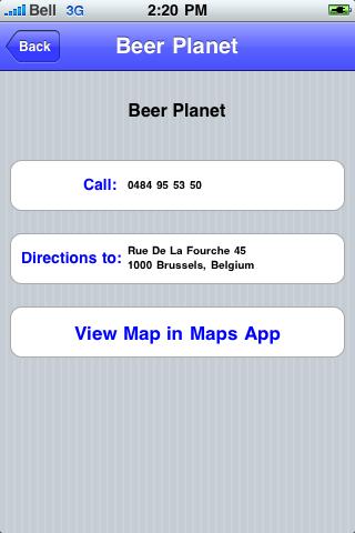 Brussels Sights screenshot #3