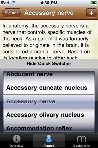 Anatomy Terms Pocket Book screenshot #4