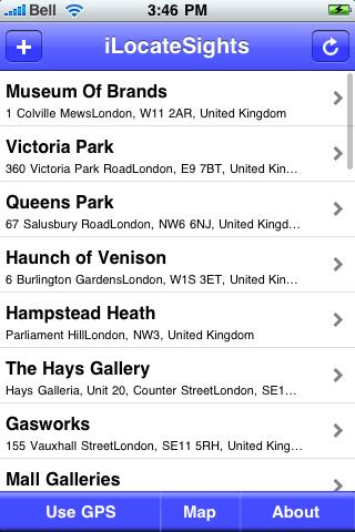 London Sights screenshot #3