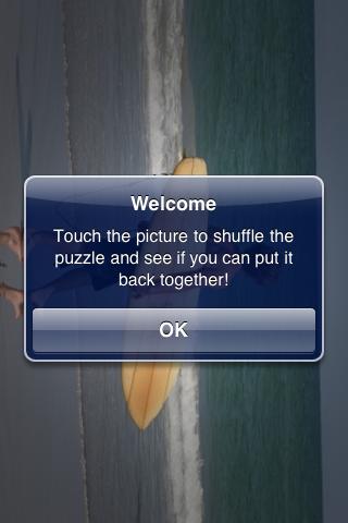 Surfer Guy Slide Puzzle screenshot #2