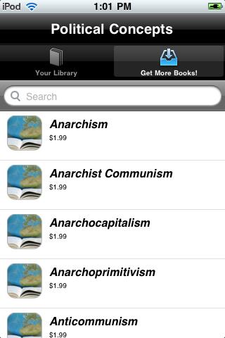 Political Concepts screenshot #3