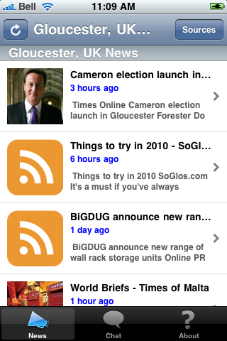 Gloucester, UK News screenshot #1