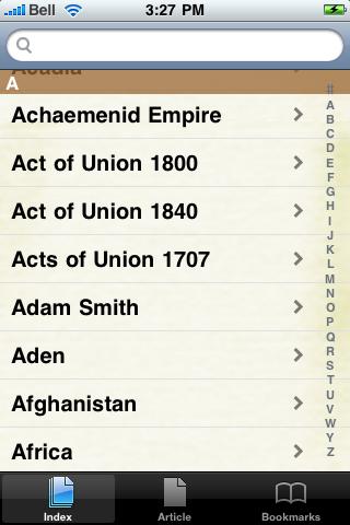 The British Empire Study Guide screenshot #2