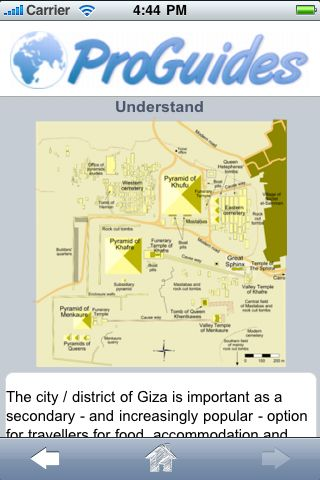ProGuides - Giza screenshot #3