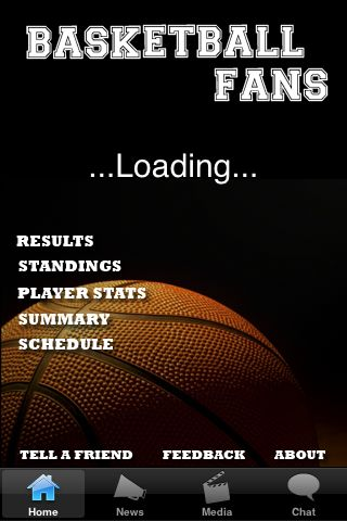 Basketball Fans - LAC screenshot #1