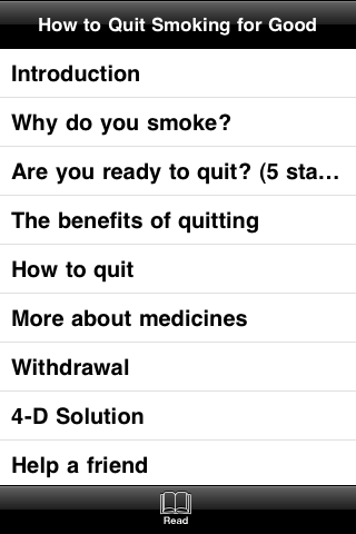 How To Quit Smoking Today screenshot #3