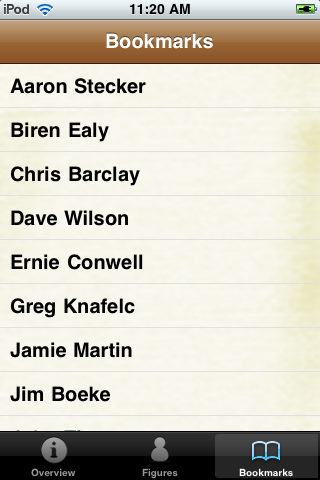 All Time New Orleans Football Roster screenshot #4