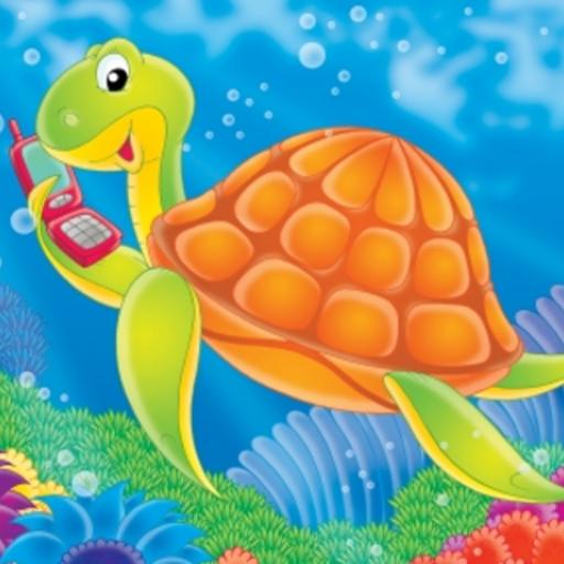 Sea Turtle Slide Puzzle