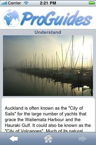 ProGuides - Auckland screenshot #3