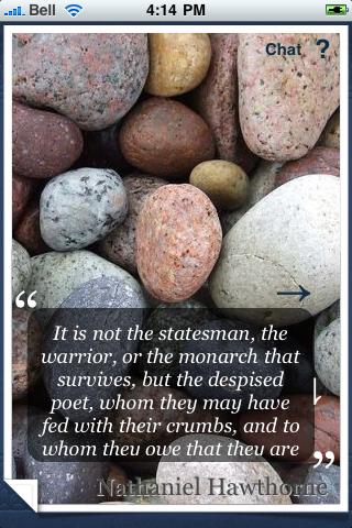 Nathaniel Hawthorne Quotes screenshot #2