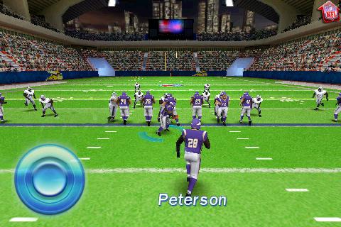 NFL 2010 screenshot #4