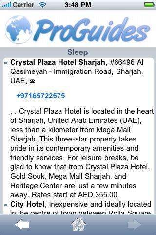 ProGuides - Sharjah screenshot #2