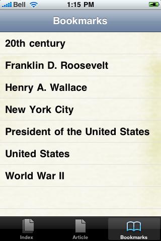 Franklin Roosevelt Study Guide screenshot #2