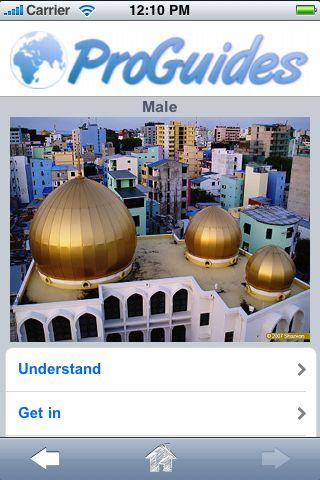 ProGuides - Maldives screenshot #3