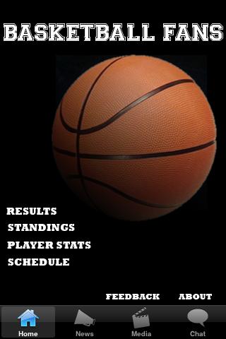 Massachusetts College Basketball Fans screenshot #1