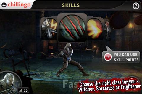 The Witcher: Versus screenshot #5