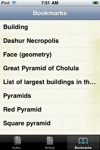 Pyramids Study Guide screenshot #3