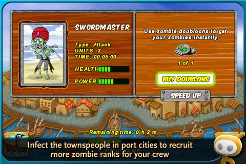 Zombie Isle screenshot #5