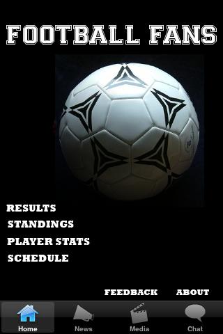Football Fans - Eastbourne Borough screenshot #1