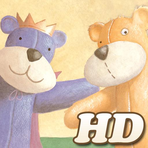 PRINCE BEAR AND PAUPER BEAR HD