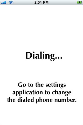 Dial My Mom screenshot #1
