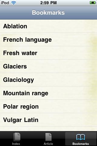 Glaciers Study Guide screenshot #3