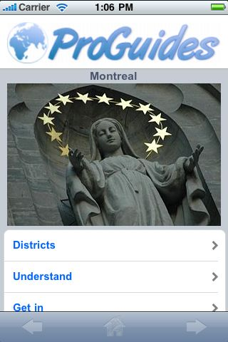 ProGuides - Montreal image #1