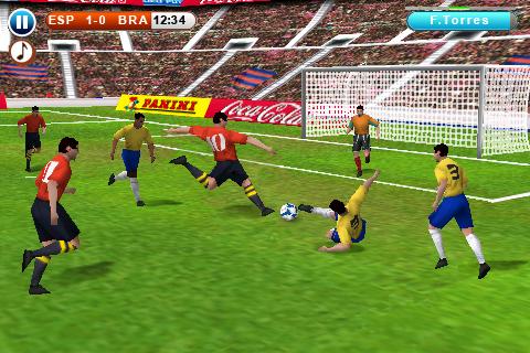 Real Soccer 2010 Free screenshot #1
