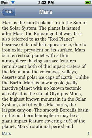 Mars screenshot #3
