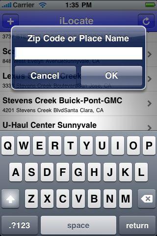 iLocate - Copying Services screenshot #3