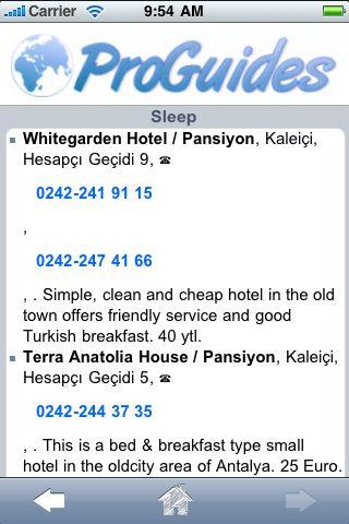 ProGuides - Turkey screenshot #2